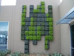 green wall fence - Google Search