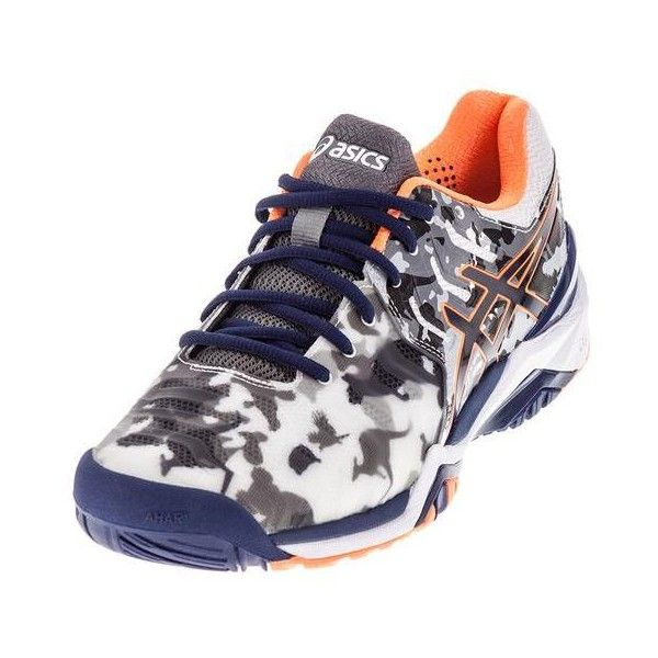 ASICS Men's Gel-Resolution 7 Limited Edition Melbourne Tennis Shoes ($140)  found on