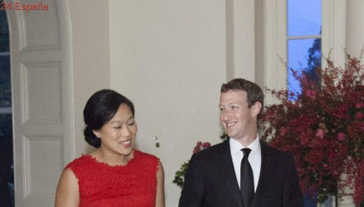 Mark y Priscilla Zuckerberg dan la bienvenida a su segunda hija