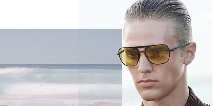 From runways to street style we have compiled a list of the best men's sunglasses shapes, colours and aesthetics to wear in 2015...…