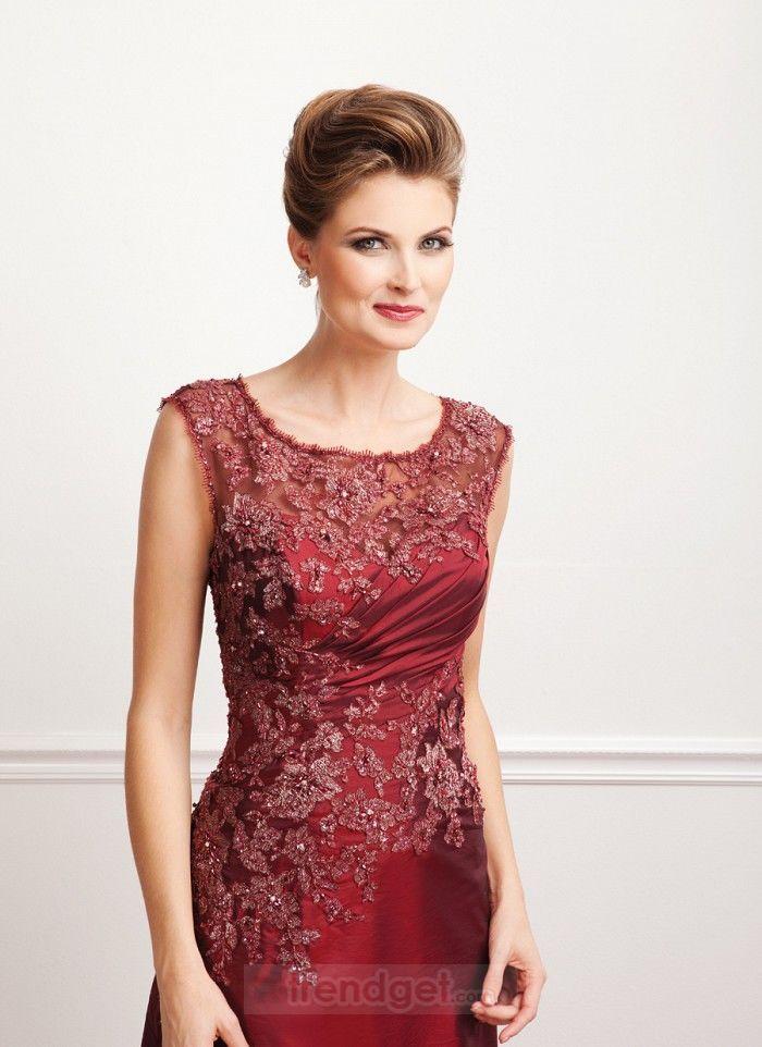 54 best Mother of the Bride Dresses images on Pinterest | Bride ...