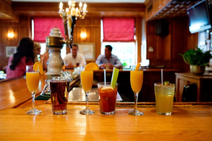 """The Tavern on the Green is the best place to meet for an """"adult beverage"""" on the North Shore."""