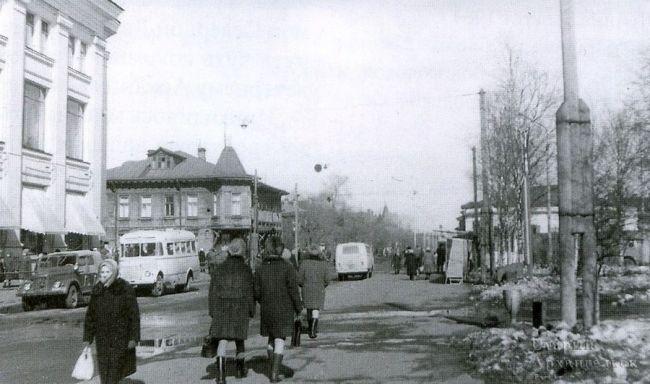 Поморская, 1960-е