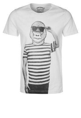 HEAD - T-shirts print - hvid