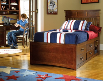 Stanley furniture young america 39 basecamp 39 made in the - Stanley young america bedroom set ...