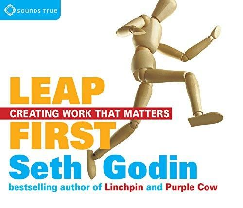14 best books images on pinterest books to read libros and book audiobook leap first creating work that matters fandeluxe Gallery