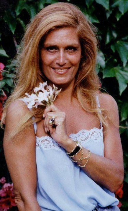 Dalida en vacances. Summer 1978