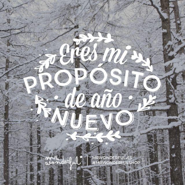 #Propósito de Año Nuevo