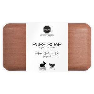 naturalne mydło z propolisem
