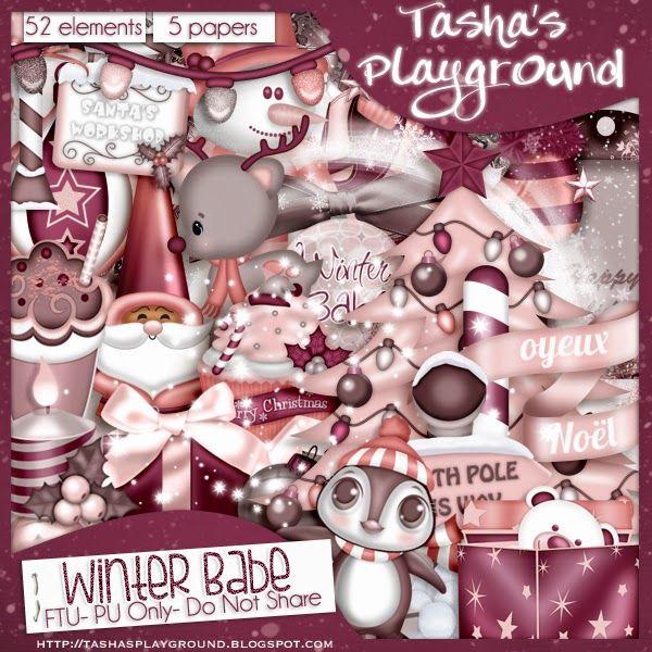 Tasha's Playground: FTU kit