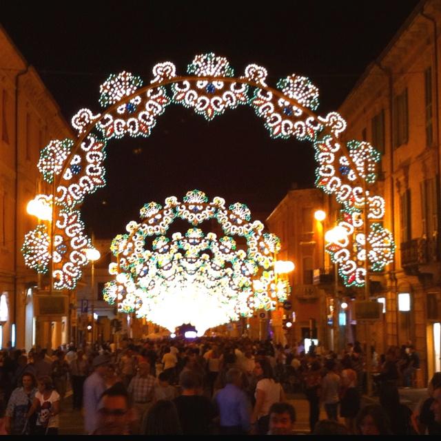 Lanciano (Italy), Feste di Settembre 2011