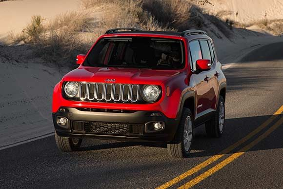 Ficha técnica completa do Jeep Renegade Longitude 1.8 AT 2018