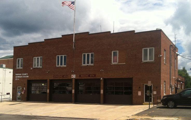Fairfax county virginia station 4 engine 404 and medic for Fairfax motors fairfax va