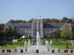 Yonsei University in Seoul (my university!)