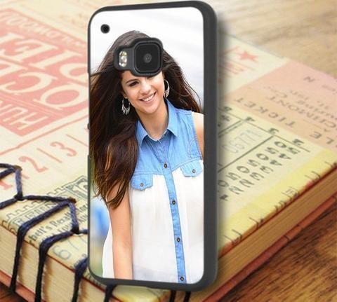 Selena Gomez Beautiful Hair HTC One M9 Case