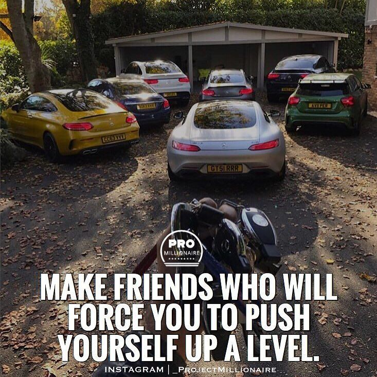 You are the average of the 5 people you spend the most time with. ____________________  #motivationquotes #inspirationtatto #businesscasual #millionairemindset #projectmillionaire #fownders #educational #entrepreneurial #finances #happyMonday  #dreamsandnightmares #mindsetiseverything #grinders #grindhard #Hustlehard #instagod #goals #successtips #marketingonline #opportunity #internetmarketing #freedomisntfree #carpediem #Mercedes #friends #influence #patriots #followme #enjoyyourday…