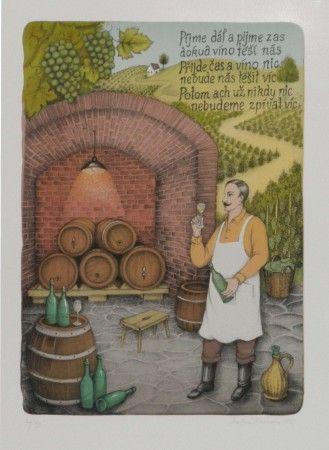 Huttnerová Iva - Vinař