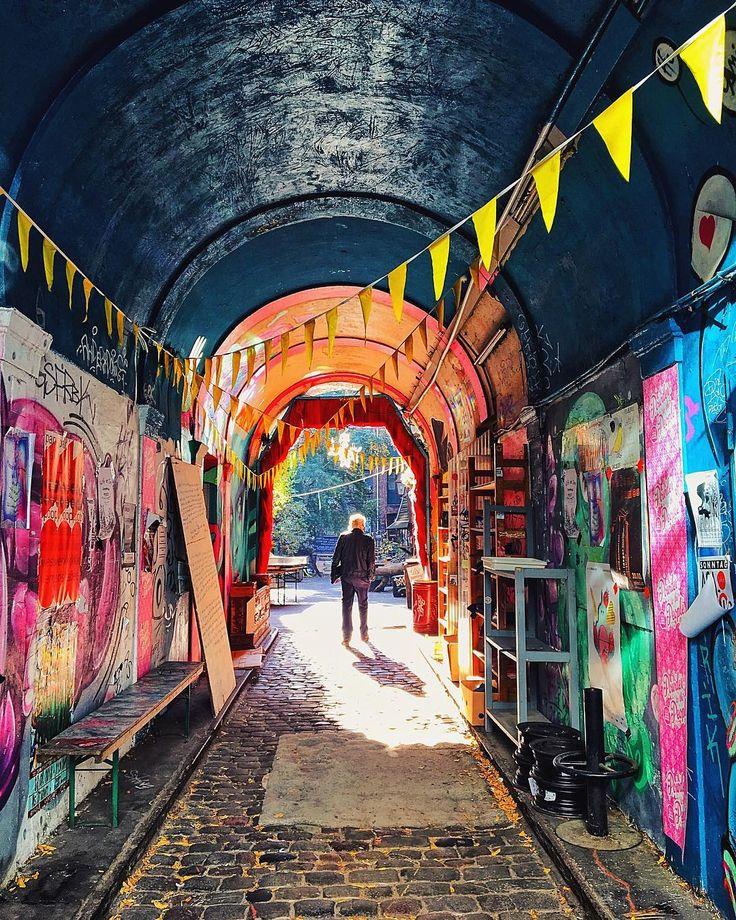Urban Streetart in Hamburg: Die Kunst aus der Sprühdose