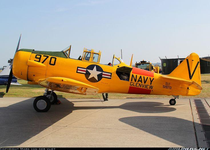 North American AT-6D Harvard III