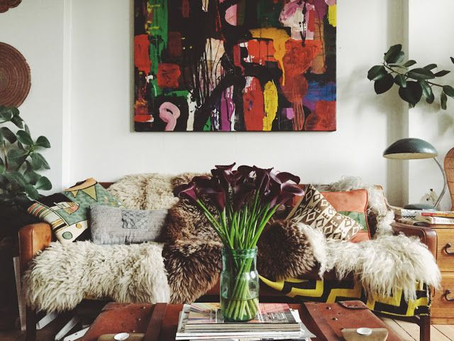 All Images by Emily Katz I have been drooling over these pictures of a Copenhagen apartment found via Emily Katz' blog Magic Dream Life. They are images she took during her recent Macrame workshop To