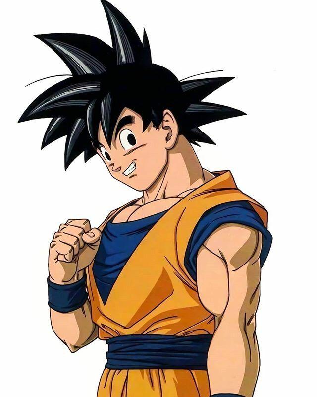 Goku Super Saiyan 3 by: @franfuentesart   Dessin goku