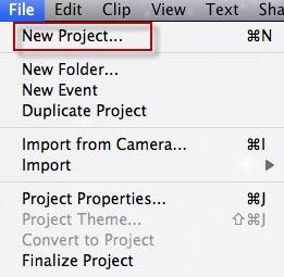 How to Use iMovie (iMovie 08/09/11) to Make a Home Movie