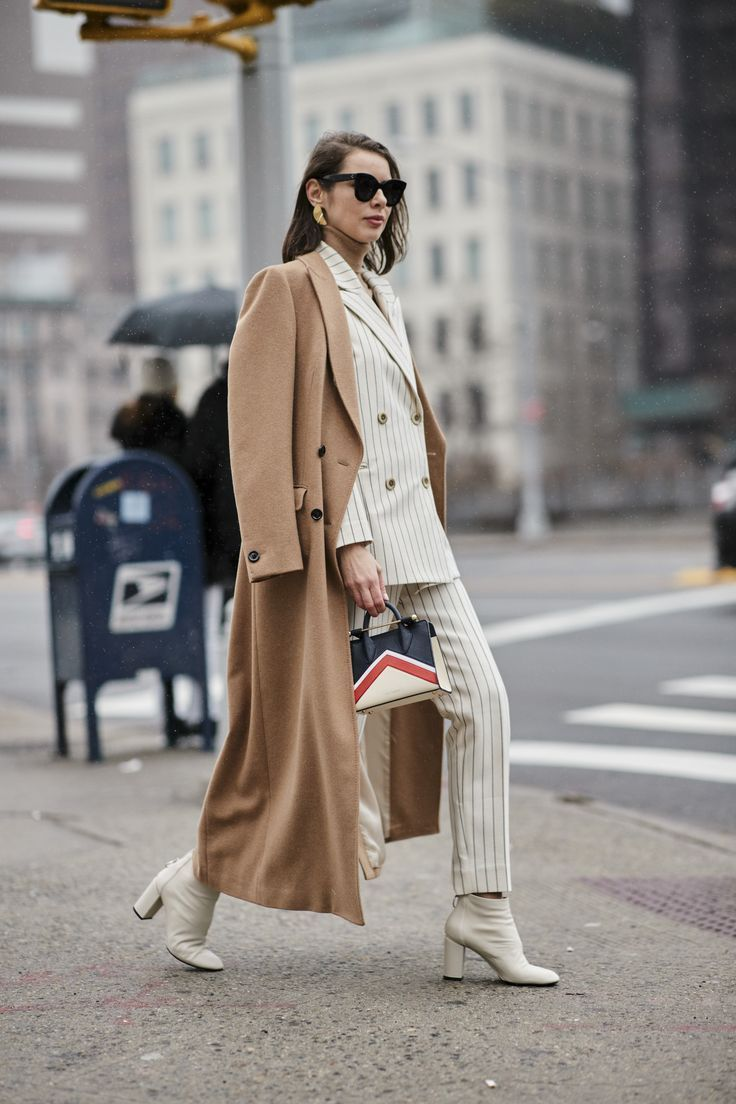 Das waren die besten Streetstyle-Looks der New York Fashion Week
