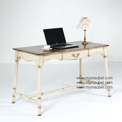 French Desk Table with1 Drawer