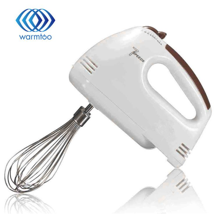 Egg Beater Mixers Electric Blender for Kitchen multifunctional Electric Food Processor. Brand Name: warmtooCertification: CEStructure: Hand HeldFeature: Beater Ejector ButtonModel Number: noHousing: PlasticDimensions (L x W x H (Inches): otherNumber of Speed Settings: 5Power (W): otherVoltage (V): 220VAccessories: stirrerEgg Beater Mixers Electric Blender for Kitchen multifunctional Electric Food Processor Kitchen Food Mixer with 7 Speeds