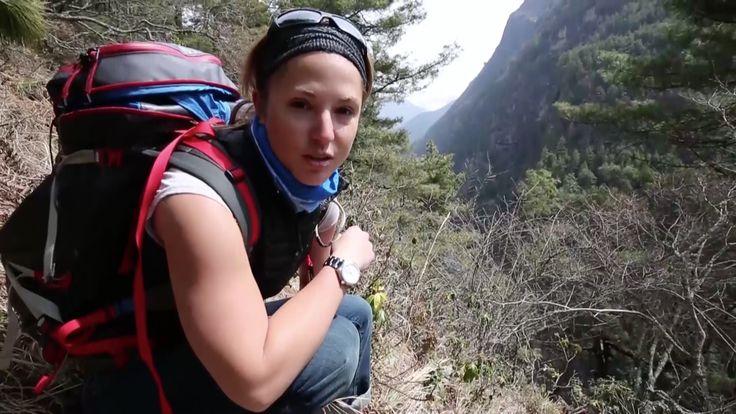女性登山家メリッサアーノットに密着地震前の登山の記録愛するネパールの魅力Ep2ザクライム