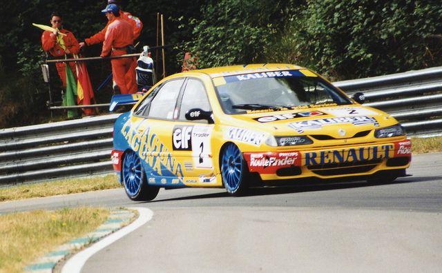 BTCC Brands Hatch 1996 by tonylanciabeta, via Flickr