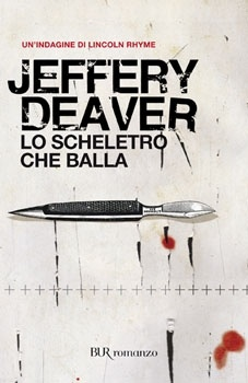 LO SCHELETRO CHE BALLA (The Coffin Dancer) - Rizzoli 1999