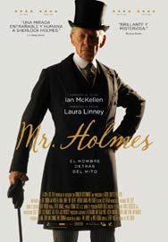 MR. HOLMES - CARTELERA CORDOBA