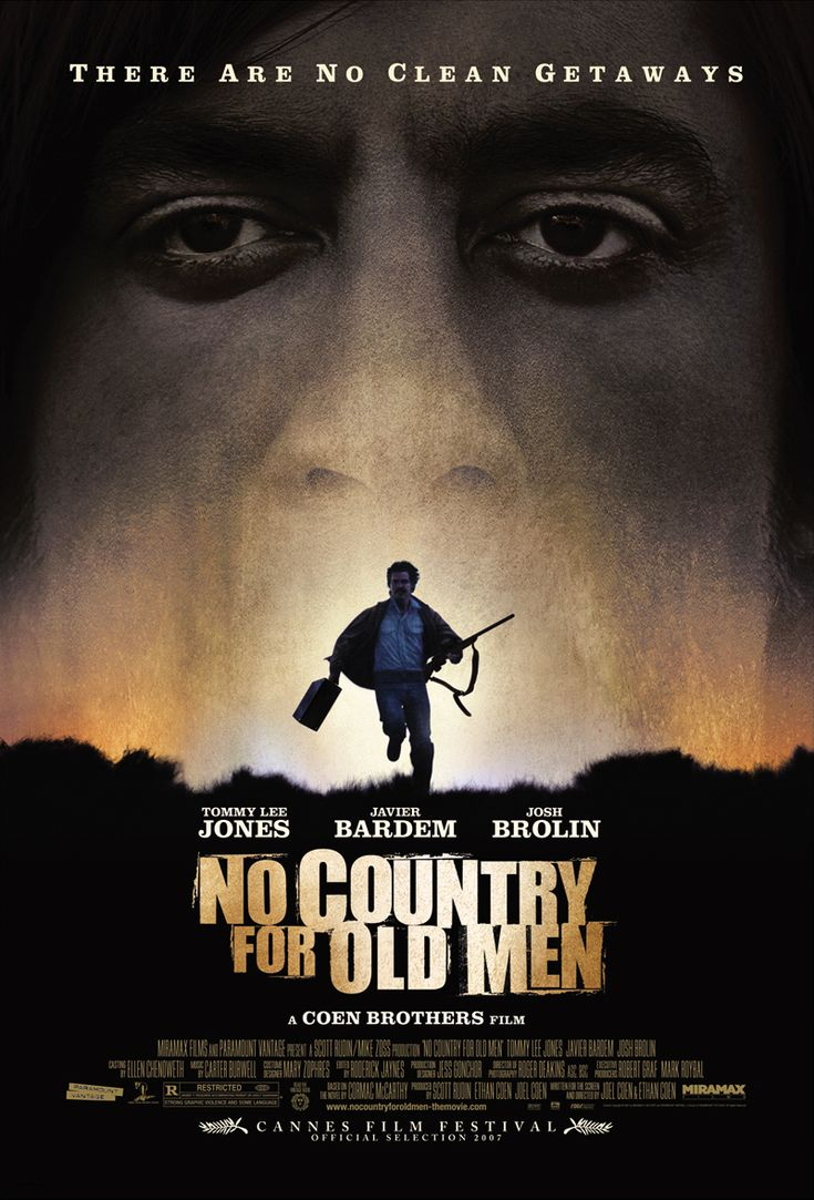 Non è un paese per vecchi (No country for old man)
