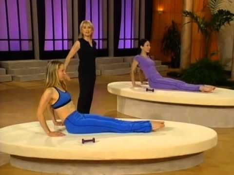 Winsor Pilates   CD7   Upper Body Sculpting