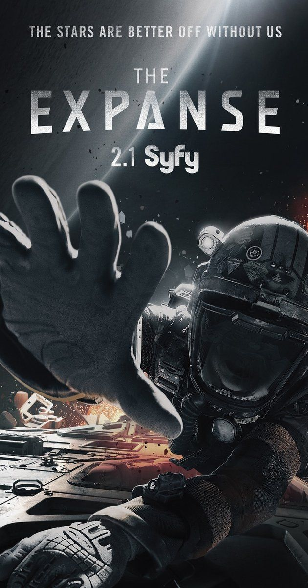 * TV Series Created by Mark Fergus, Hawk Ostby.  With Frankie Adams, Thomas Jane, Steven Strait, Cas Anvar. A police detective in the asteroid belt, the first officer of an interplanetary ice freighter and an earth-bound United Nations executive slowly discover a vast conspiracy that threatens the Earth's rebellious colony on the asteroid belt.