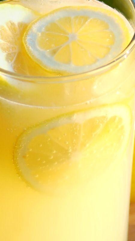 Lucky Lemon Seven ~ The Best Lemonade Cocktail Recipe
