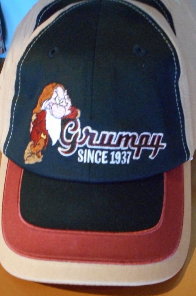 disneyland d baseball cap paris star wars grumpy resort since