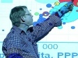 Hans Rosling provides a most amazing statistical view of the world--population, health, economics.  A must see video!