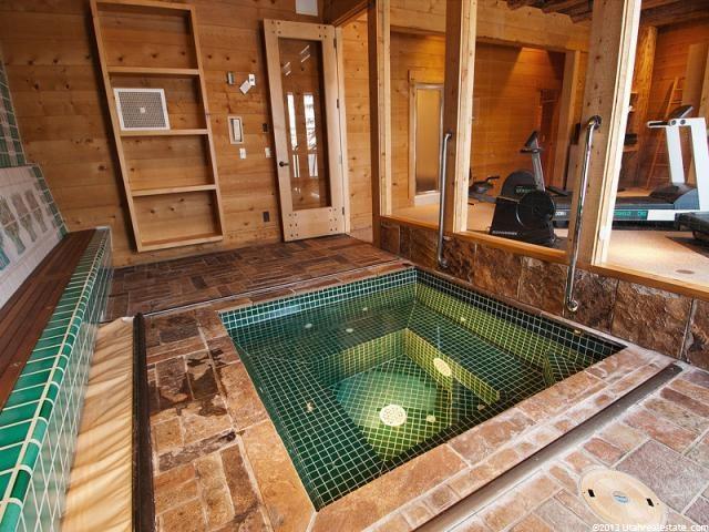 25 best cool utah homes images on pinterest dream homes for Indoor pools in utah