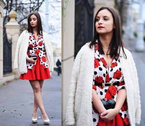 Red Roses  Kwiaty są jednym z najważniejszych trendów sezonu wiosna / lato 2015. Projektanci mody zaprezentowali je w najróżniejszych formach w swoich kolekcjach. Jak nosić je w stylu klasycznym, a jak w nowoczesnym? Sprawdźcie co dla Was przygotowaliśmy na www.domodi.pl