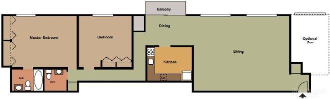 Waverly Village Apartments - Arlington, VA 22207 | Apartments for Rent