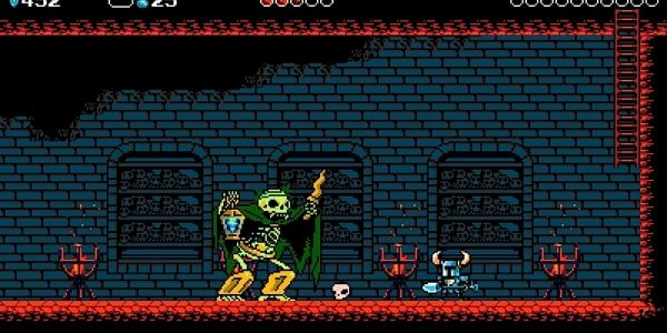 Going Hands On With Shovel Knight on PS4 and Vita - The old-school-inspired Shovel Knight is officially coming to all three PlayStation platforms. We played it; here's what we think.