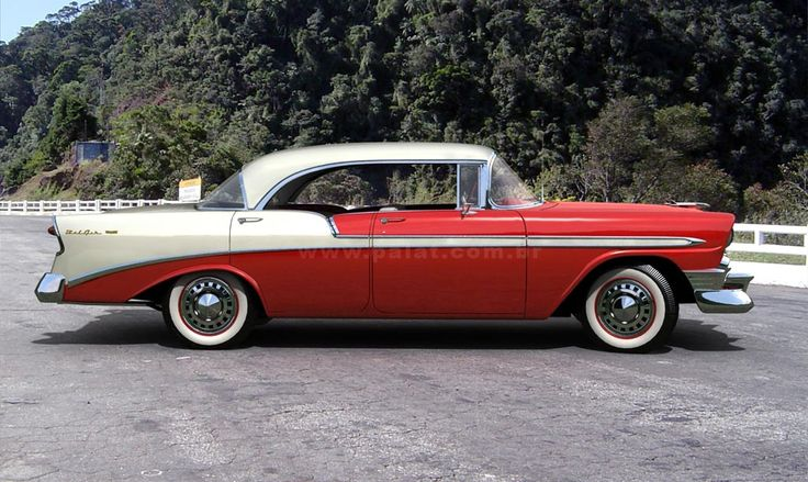 145 best images about 56 chevy bel air 210 tri five 39 s and for 1956 belair 4 door hardtop