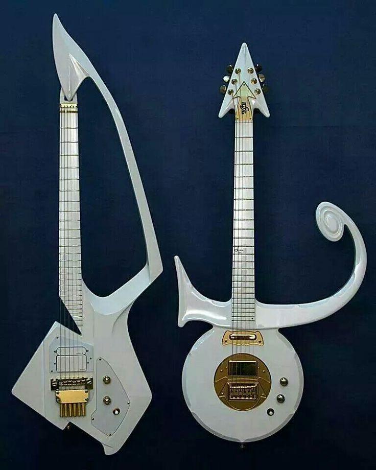 Prince guitars