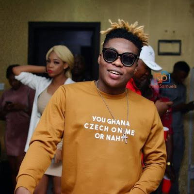 "Reekado Banks Launches #LikeReekadoBanks Video Challenge | Offers 50K Daily For 10 Days    Yesterday Mavin Records music artist Reekado Banks clocked a year older and his friends threw him a surprise birthday party.  Reekado Banks in his own way has decided to give away Fifty Thousand Naira daily for ten days to whoever could produce a very creative video which is inspired by the ""Like"" new single he dropped recently. The challenge starts today 8th December. See his instagram post below…"