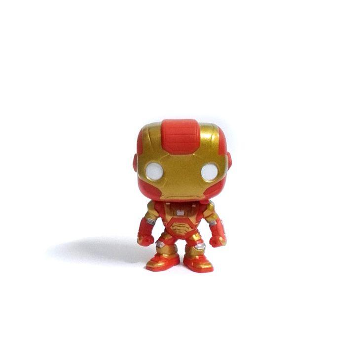 Funko POP Iron Man Iron Patriot War Machine Number 23 24 25 Super Hero Action Figures Toys Model  http://playertronics.com/products/funko-pop-iron-man-iron-patriot-war-machine-number-23-24-25-super-hero-action-figures-toys-model/