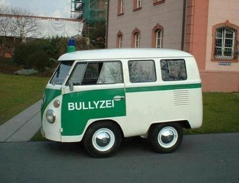 Tiny Hippy Van