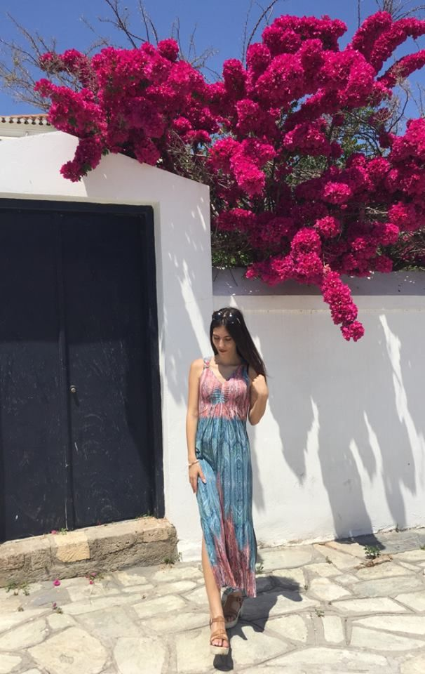 Maxi dress: The No 1 choice for a stylish summer- by Ksanthi Kiousi https://koctailparty.wordpress.com/ #maxi_dress #blogpost
