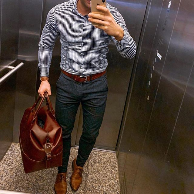 My 7 Favorite Men's Wear Trends — Macaila Britton | Men fashion casual  outfits, Mens work outfits, Stylish mens outfits